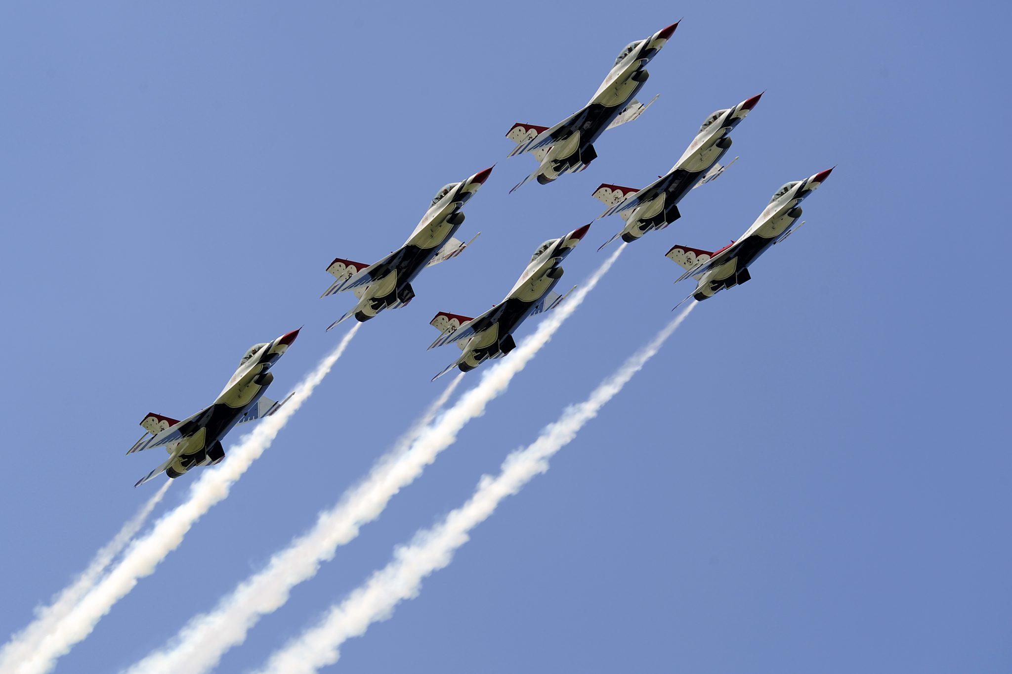 Thunderbirds to Headline 2019 STIHL National Championship Air Races