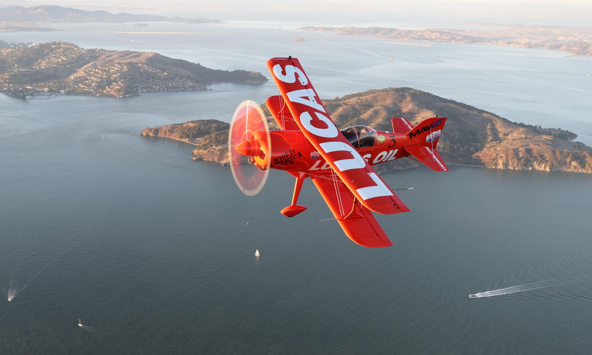 Lucas Oil Airshow