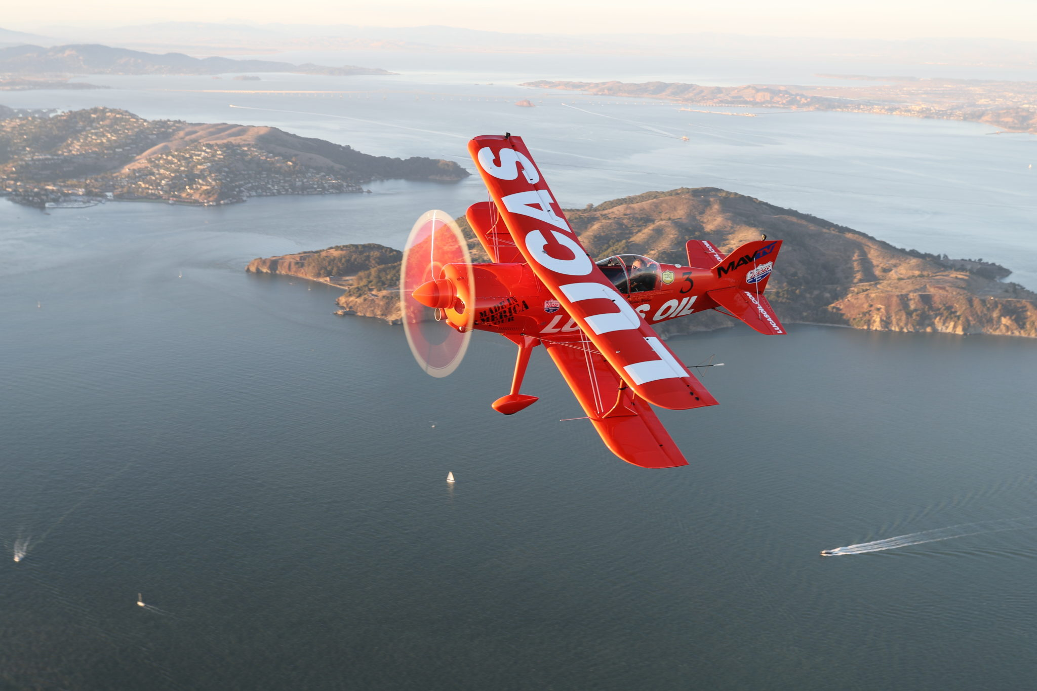 STIHL National Championship Air Races Announces Final Performance Lineup
