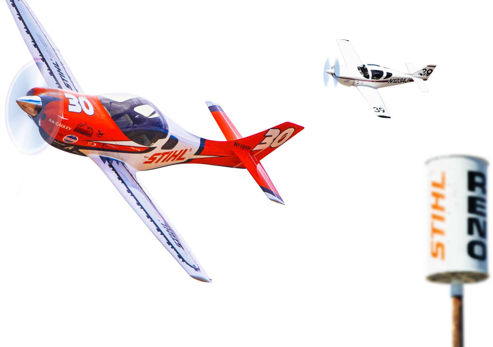 STIHL National Championship Air Races | Reno Air Races