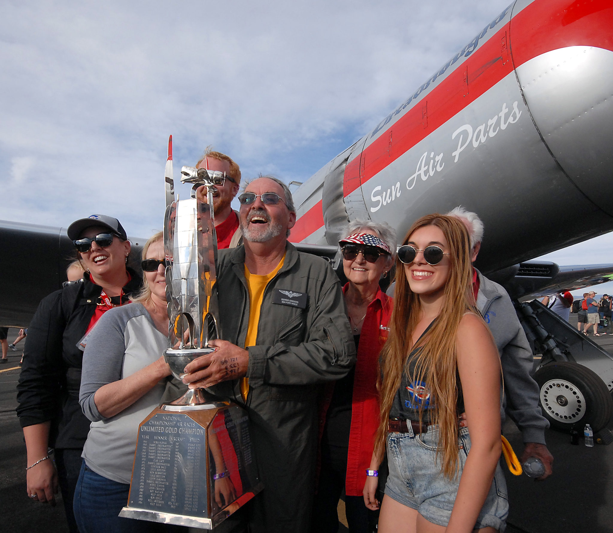 STIHL NATIONAL CHAMPIONSHIP AIR RACES – GOLD RESULTS