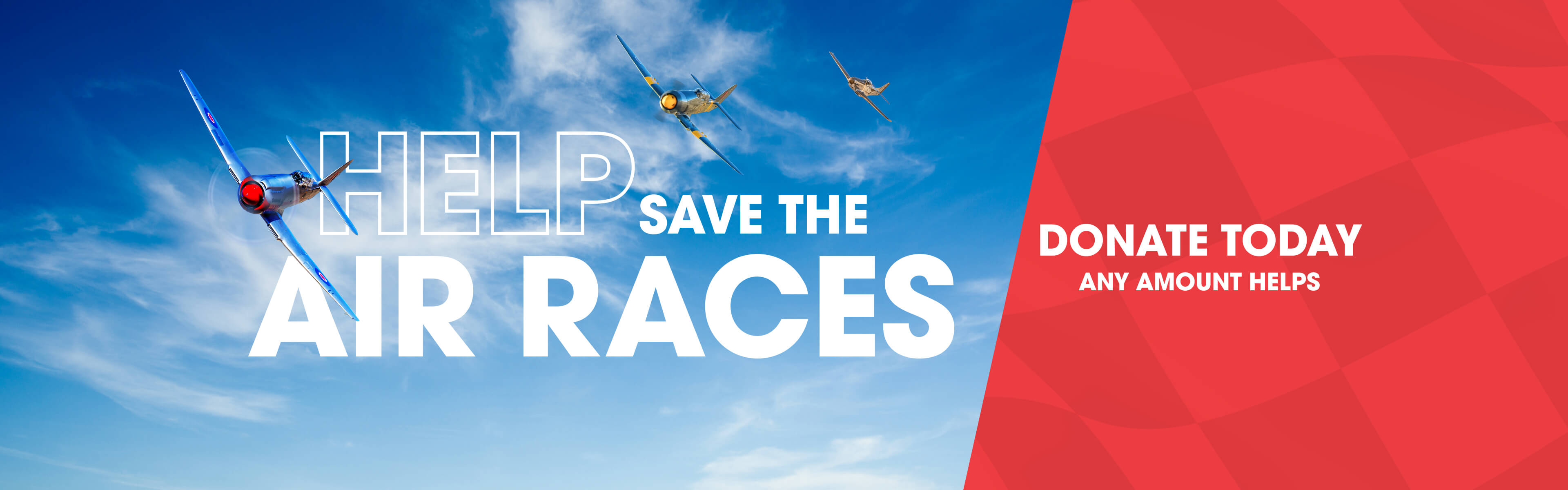 Save the Reno Air Races