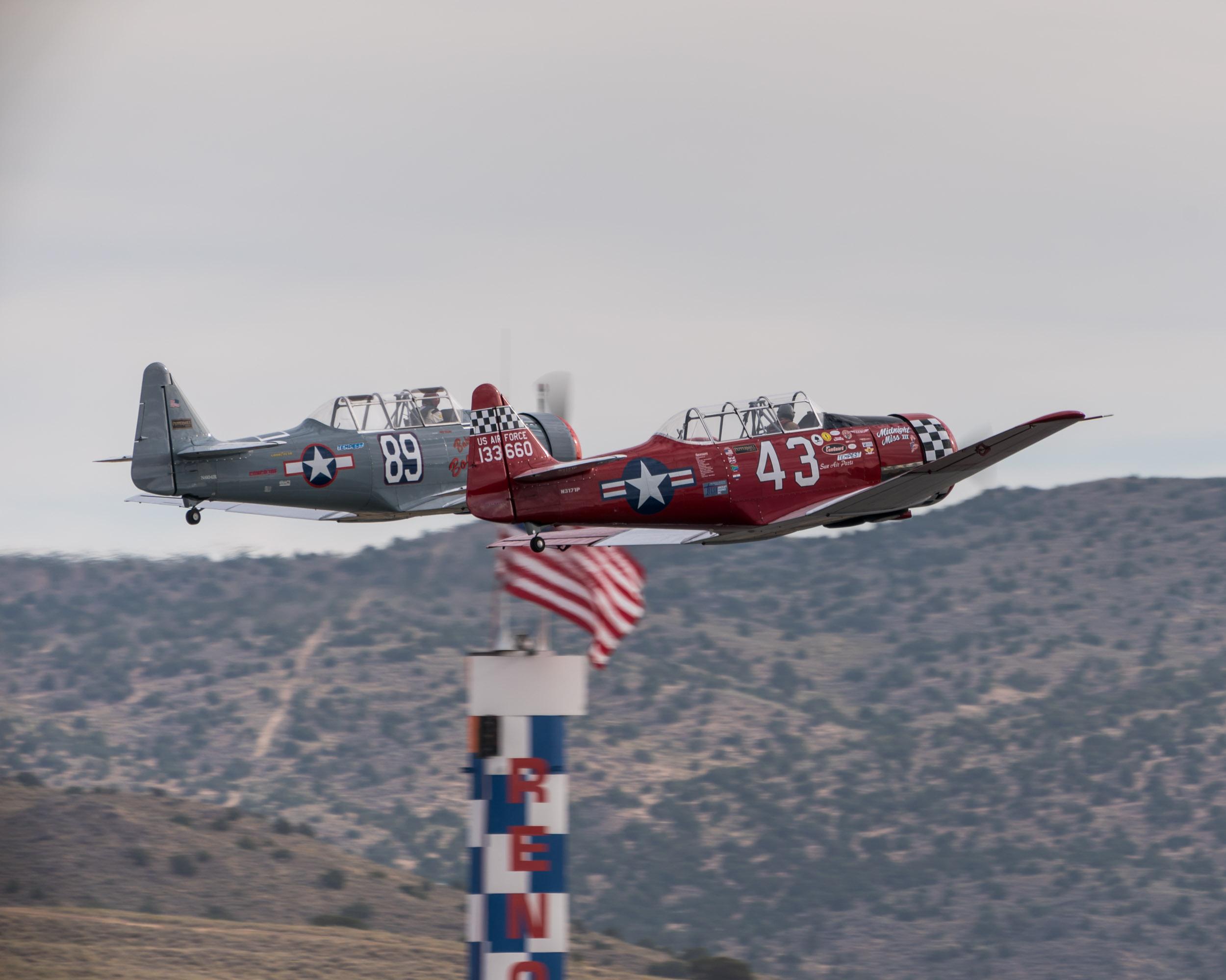 Reno Air Racing Association Faces Uncertain Future