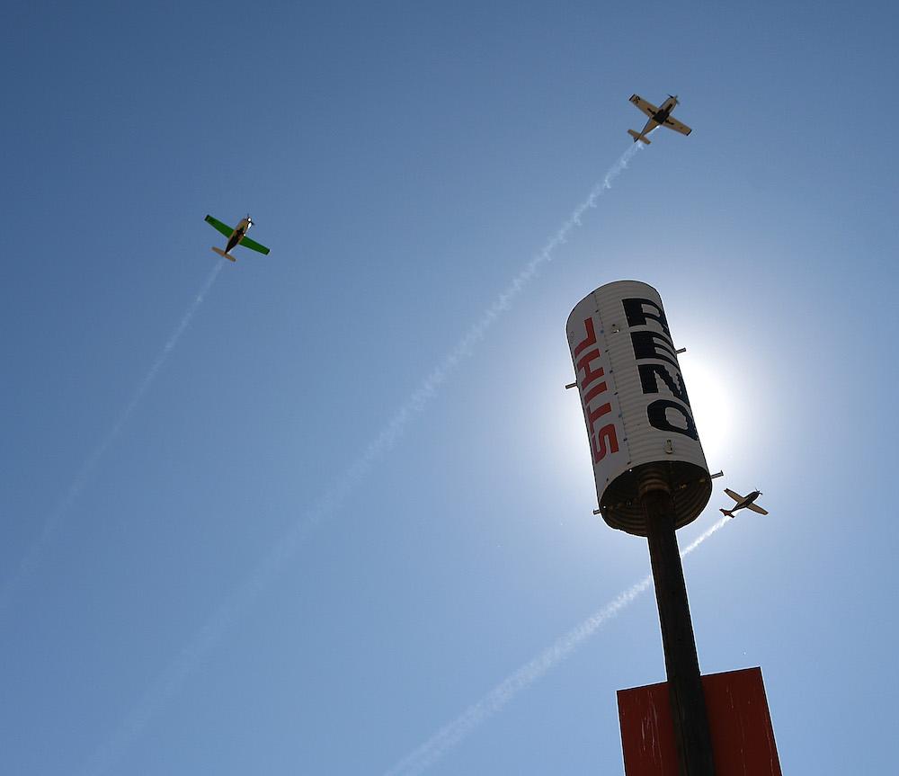 "STIHL National Championship Air Races ""Rookie School"" a Success"
